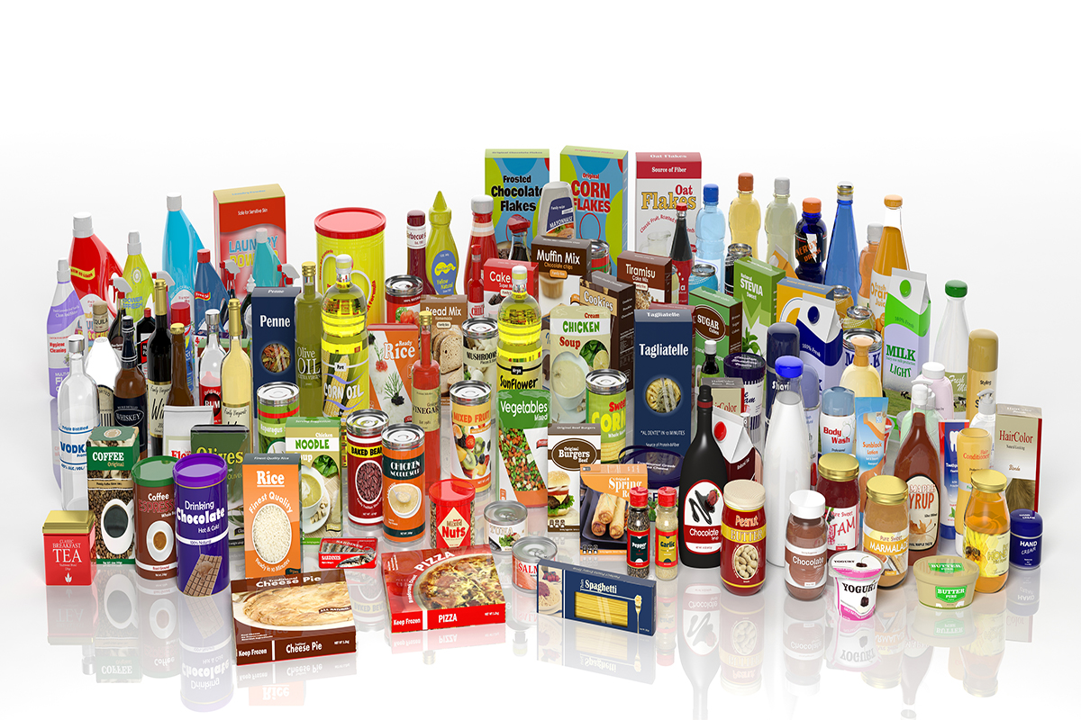 Consumer Packaging Goods